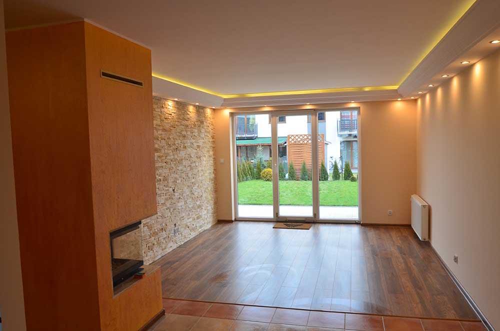 Wyremontowany pokój gościnny